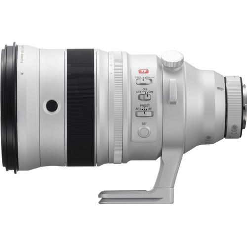 Fujifilm XF 200mm f/2 OIS WR Lens with XF 1.4x TC F2 WR Teleconverter