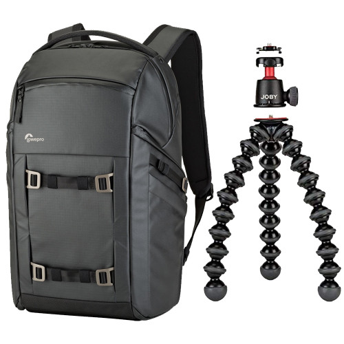 Joby - Lowepro Holiday Kit