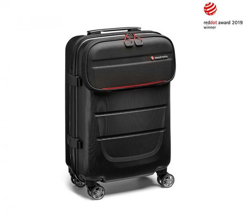 Manfrotto Pro Light Reloader Spin-55 Carry-On Camera Roller Bag