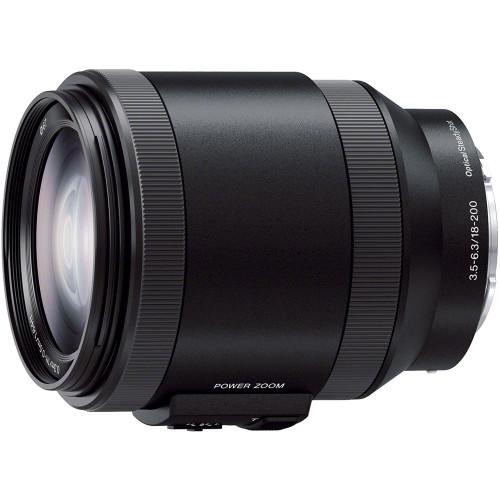 Sony E PZ 18-200mm f/3.5-6.3 OSS Lens for Sony