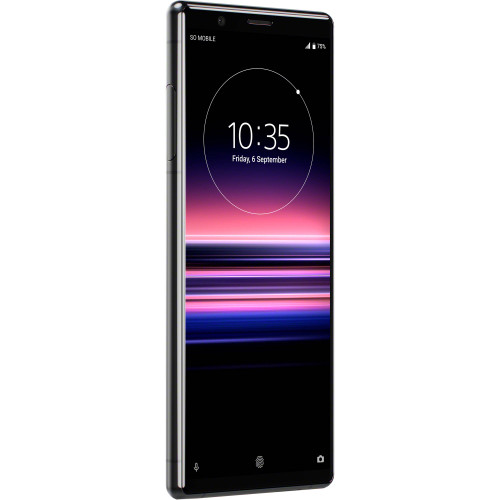 Sony Xperia 5 128GB Smartphone (Unlocked, Black)