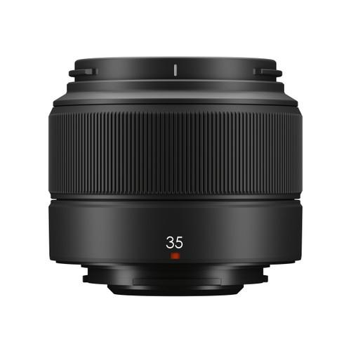 Fujifilm XC 35mm f/2 Lens (Black)