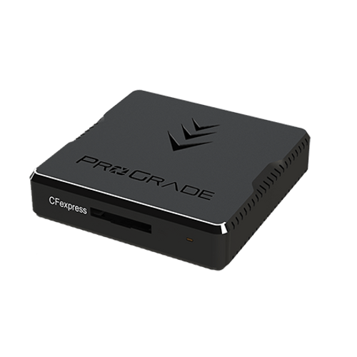 ProGrade Digital CFexpress-B/XQD Single-Slot Thunderbolt 3 Reader