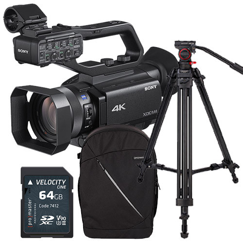 Sony PXW-Z90V Live Stream Kit