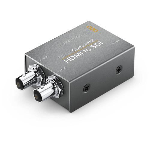 Blackmagic Design Micro Converter HDMI to SDI with Power Supply