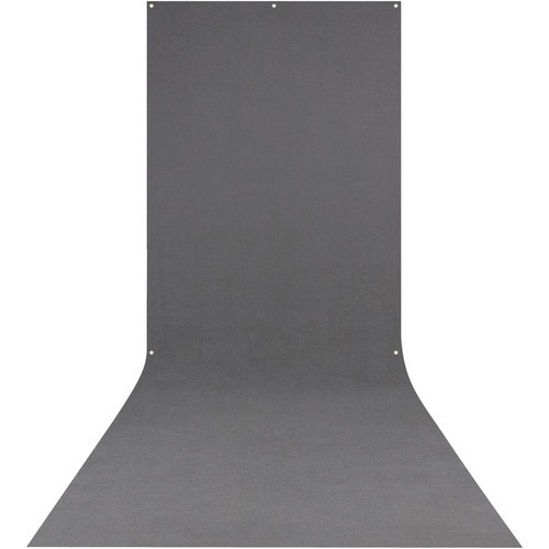 Westcott X-Drop Background (5 x 12', GRAY)