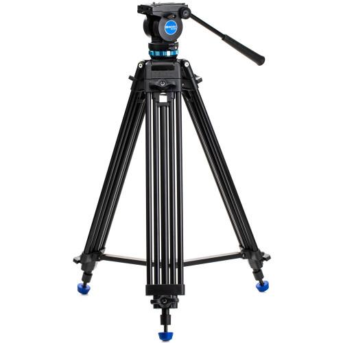 "Benro KH25P Video Head & Tripod Kit (61.6"" Max)"