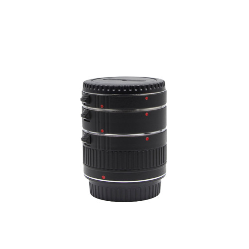 ProMaster Macro Extension Tube-Set for Canon EF and EF-S