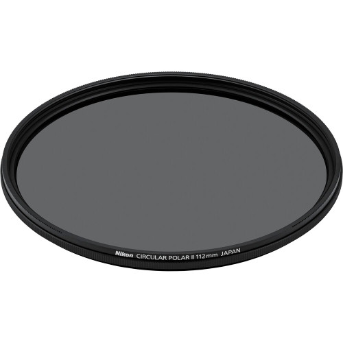 Nikon Circular Polarizer II Filter (112mm)