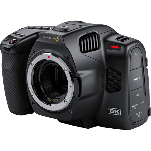 Blackmagic Design Pocket Cinema Camera 6K Pro (Canon EF)(Body)