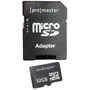 Promaster Memory Card Micro SD 32GB