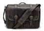Ona Brixton Leather Messenger Bag (Truffle)