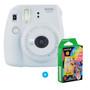 Fujifilm Instax Mini 9 Instant Film Camera (Smokey White)