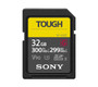 Sony 32gb SF-G series TOUGH SD Memory Card