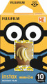 Fujifilm Minion Instax Mini Film (10 Sheets)