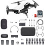 DJI Mavic Air Fly More Combo (Arctic White) + 32GB  Promaster Rugged Micro SD Memory Card
