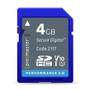 Promaster SDHC 4GB Performance 2.0 Memory Card