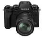 Fujifilm X-T4 Mirrorless Digital Camera with XF18-55mm F2.8-4 R OIS WR Kit (Black)