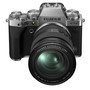 Fujifilm X-T4 Mirrorless Digital Camera with XF16-80mm F/4 R OIS WR Kit (Silver)