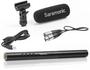 "Saramonic SR-TM1 11"" Directional XLR Shotgun Condenser Mic with Rechargeable Lithium Ion Battery"