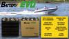 12V Lithium 150Ah 2 kWh LFP LiFePO4 4 Cells 200A BMS Kit Solar RV Trailer Boat