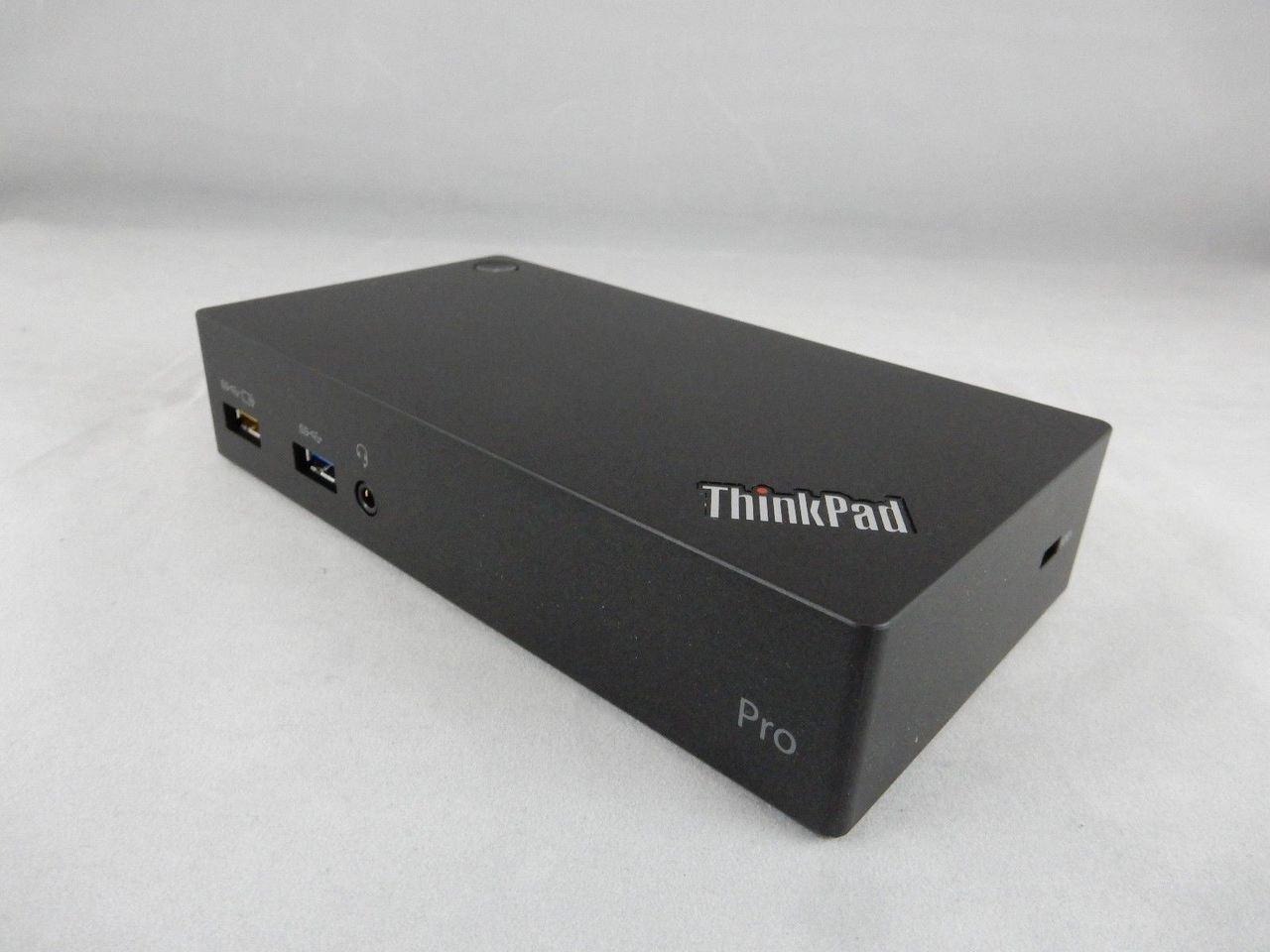 thinkpad usb 3 0 pro dock