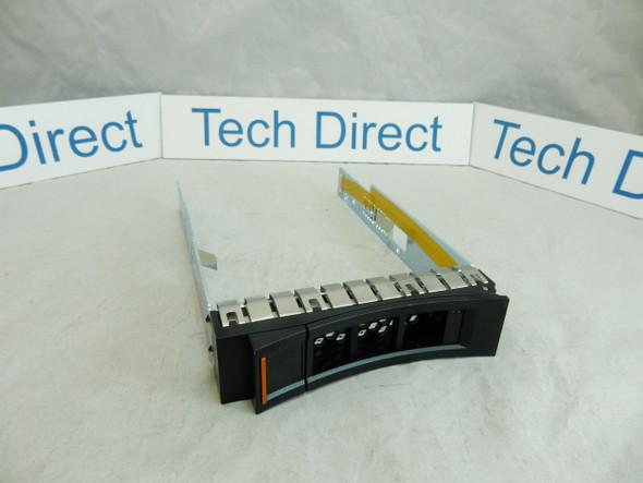 "00D3818 69Y5284 3.5"" SAS SATA Drive Tray Caddy x3500 x3530 M4 IBM System M4"