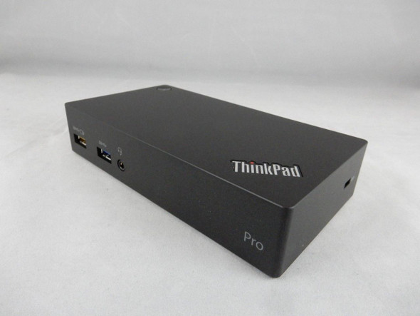 Lenovo ThinkPad USB 3.0 Pro Dock - US  P/N 40A70045US