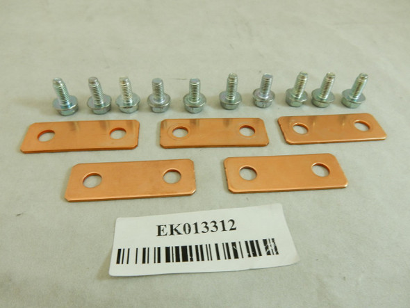 For Nissan Leaf Battery G1 and G2 (10) #4 metric bolt and (5) busbar