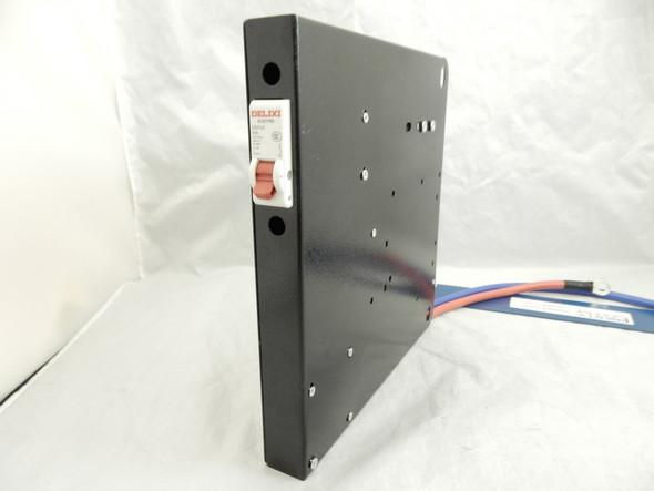 48v 14s BMS assembly Kit 7 Nissan Leaf Lithium ion Battery G1 G2 60A Breaker