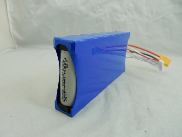 Model 3 Cells 2170 24V lithium ion Battery 130 wh 5000 mAh  XT60 with BMS