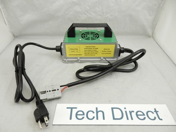 24 volt 15A DC Charger Power Supply Lithium Ion Battery Golf Cart WTL2415PMGF 24V