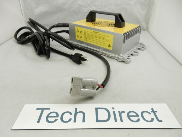 48 volt 15A DC Charger Power Supply Lithium Ion Battery Golf Cart WTL4815PMGF 48V