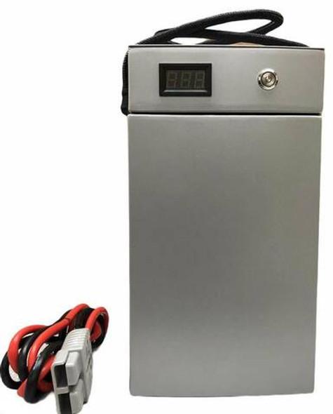 12V Battery Lithium 120Ah 1.5 kWh LiFePO4 LFP Solar Trailer Golf Cart Cabin