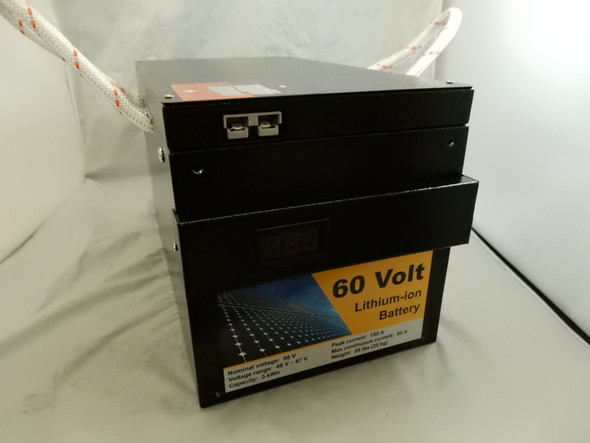 LOT of 8 Battery EVO Mini Pack Lithium Ion Solar Battery RV Golf BOX ONLY