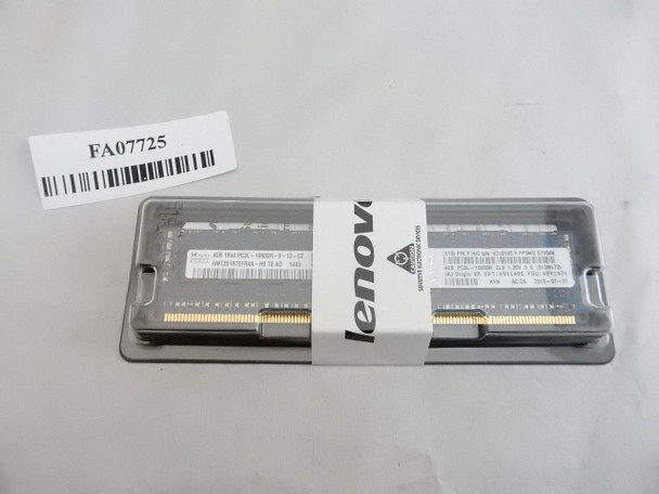 IBM 49Y1424 4GB PC3L-10600R ECC DDR3 Memory RAM 1Rx4 ZZ 49y1406 ZZ PIN