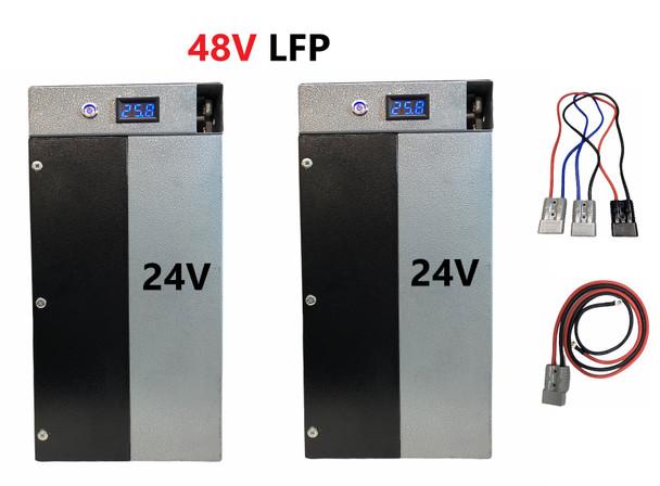 Battery Evo 48V Lithium LiFePO4 100Ah 5.2 kwh