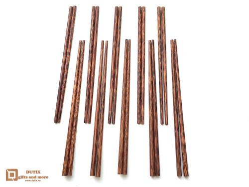 Coconut Chopsticks - Set of 10 Pairs