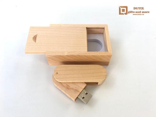 Wooden 64gb USB 3.0 Drive