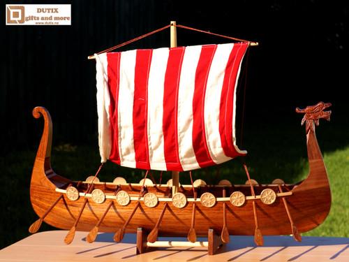 Vikings Boat