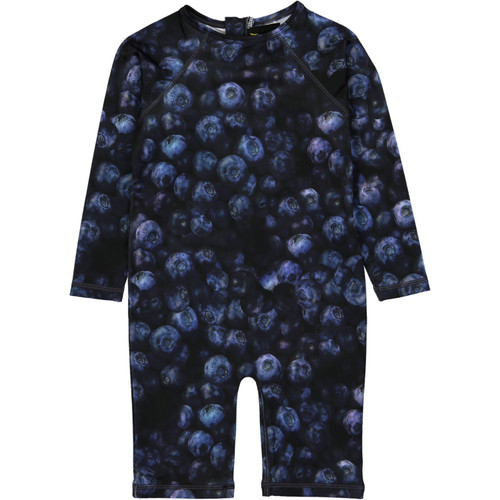 Rash Guard - Blueberries