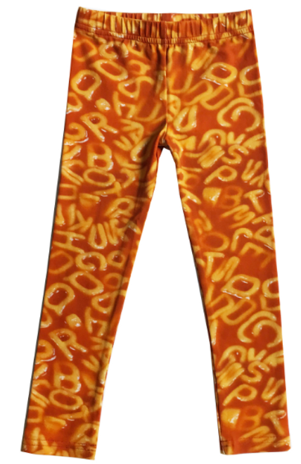 Leggings - ABC Soup