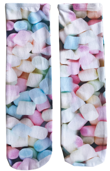 Socks - Marshmallows