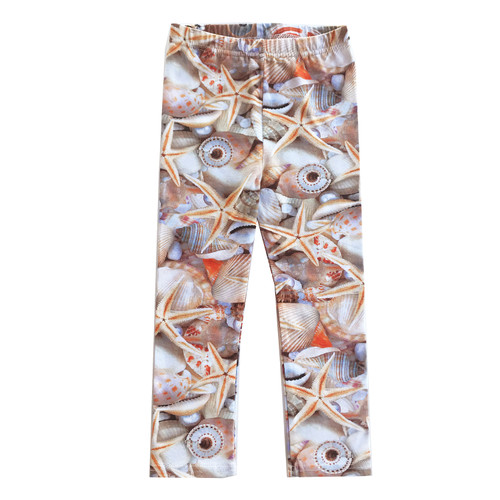 Leggings - Seashells