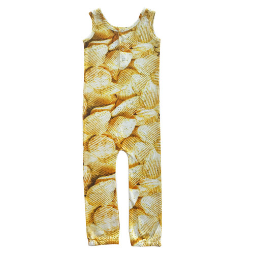 Roro Romper - Potato Chips