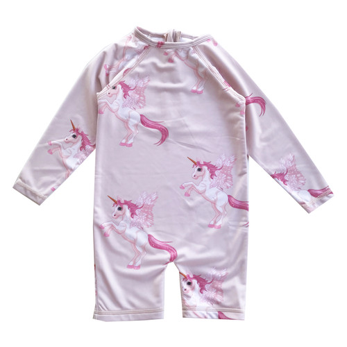 Rash Guard - Unicorn Pegasus