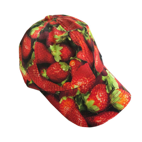 Hat - Strawberries