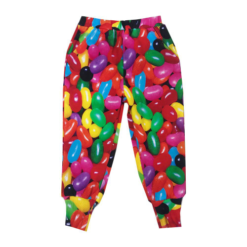 Long Cuff Sweatpants - Jelly Beans