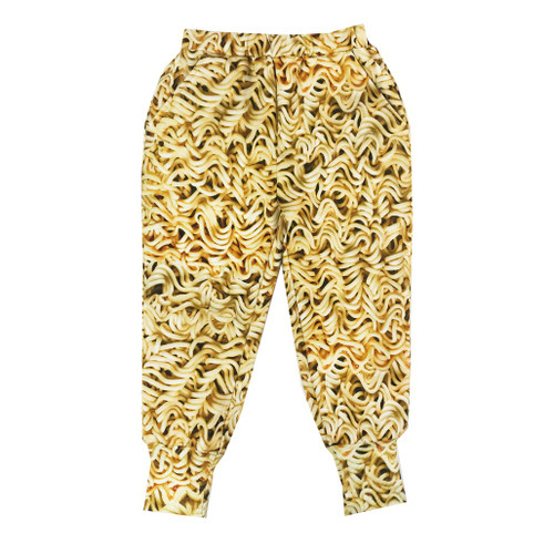 Long Cuff Sweatpants - Ramen