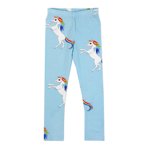 Leggings - Rainbow Horses